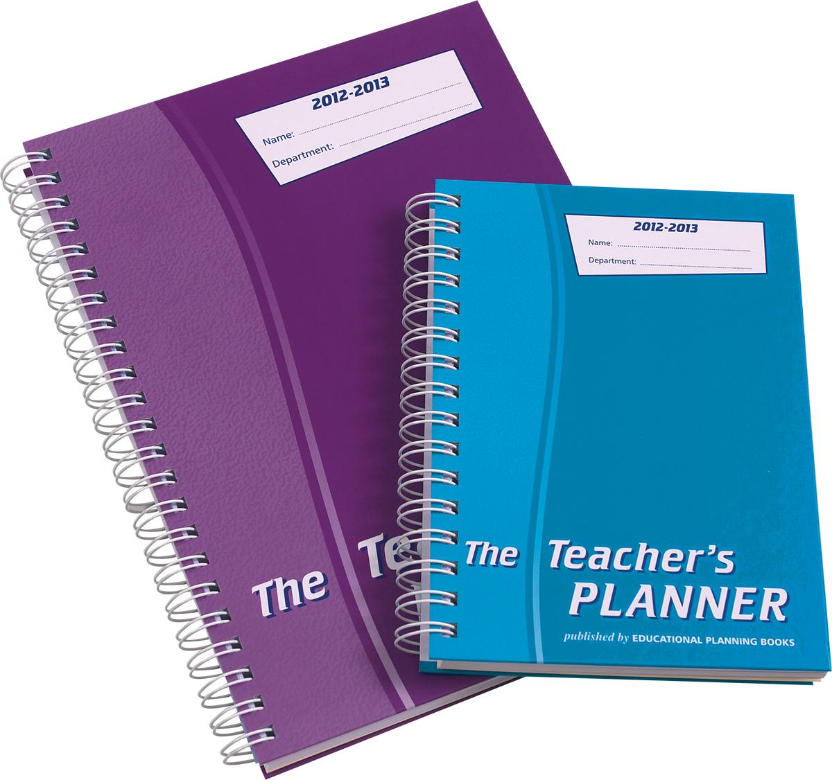 Teacher Planners